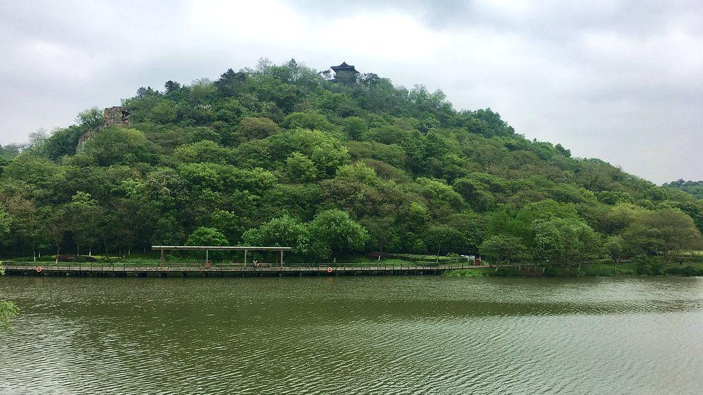 镜湖国家城市湿地公园