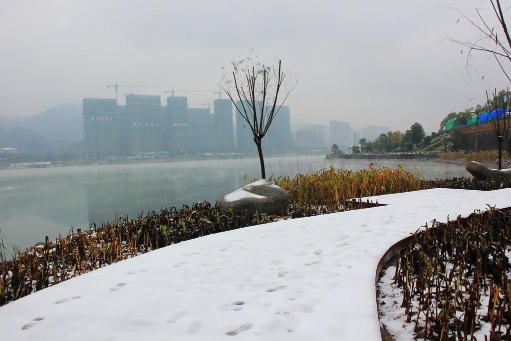 2018冬雪