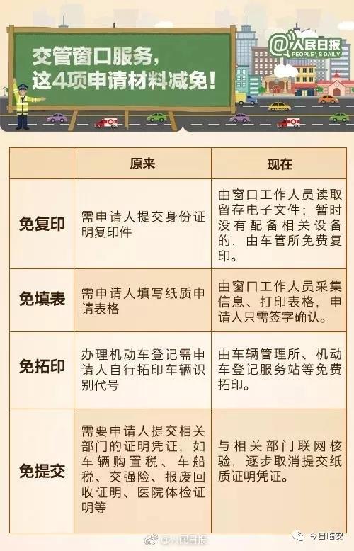 9月1日起,车辆年检大改革!终于不用再跑车管所
