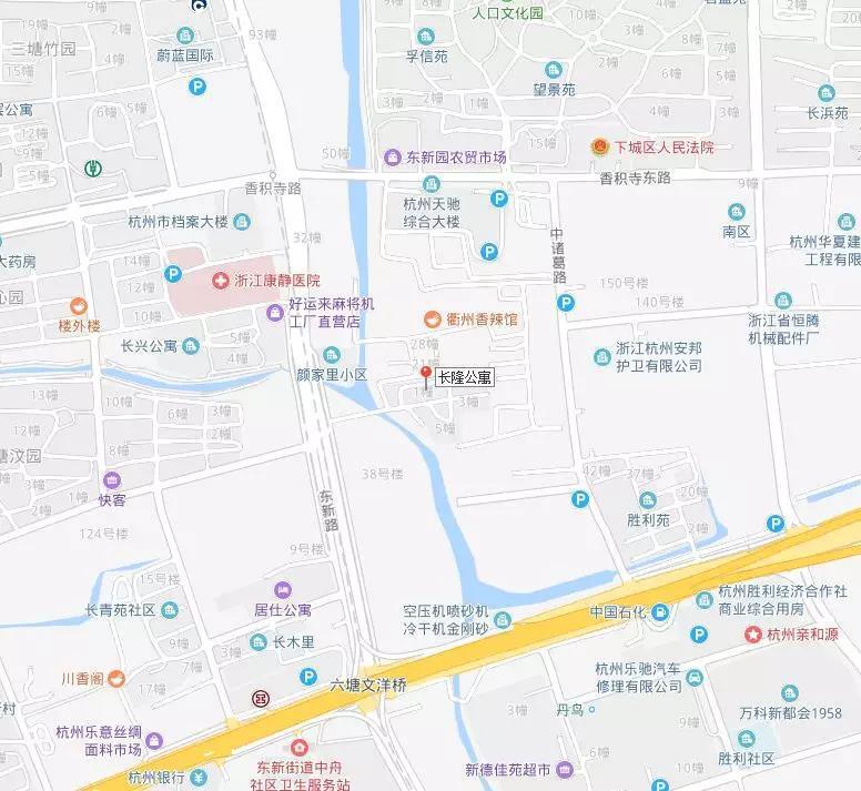 <strong>树园之后,杭州地铁5号线旁,下</strong>